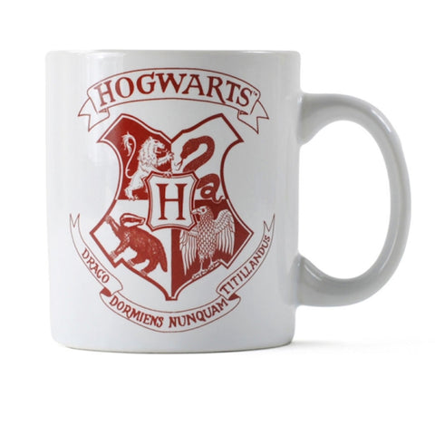 Harry Potter Hogwarts Crest Mug Boxed new