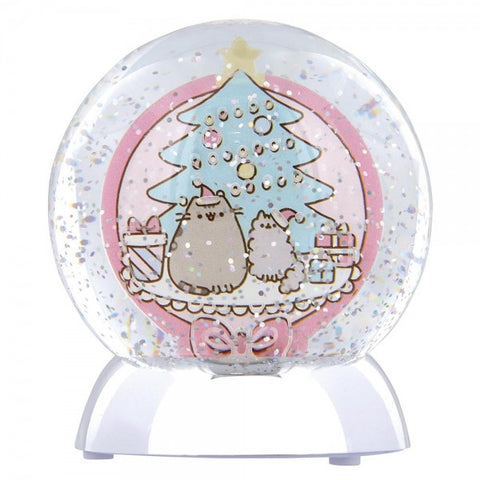 Pusheen Christmas Waterdazzler Globe 10cm