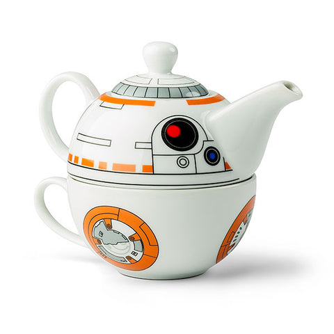 Disney Star Wars BB-8 Tea Pot and Cup Set