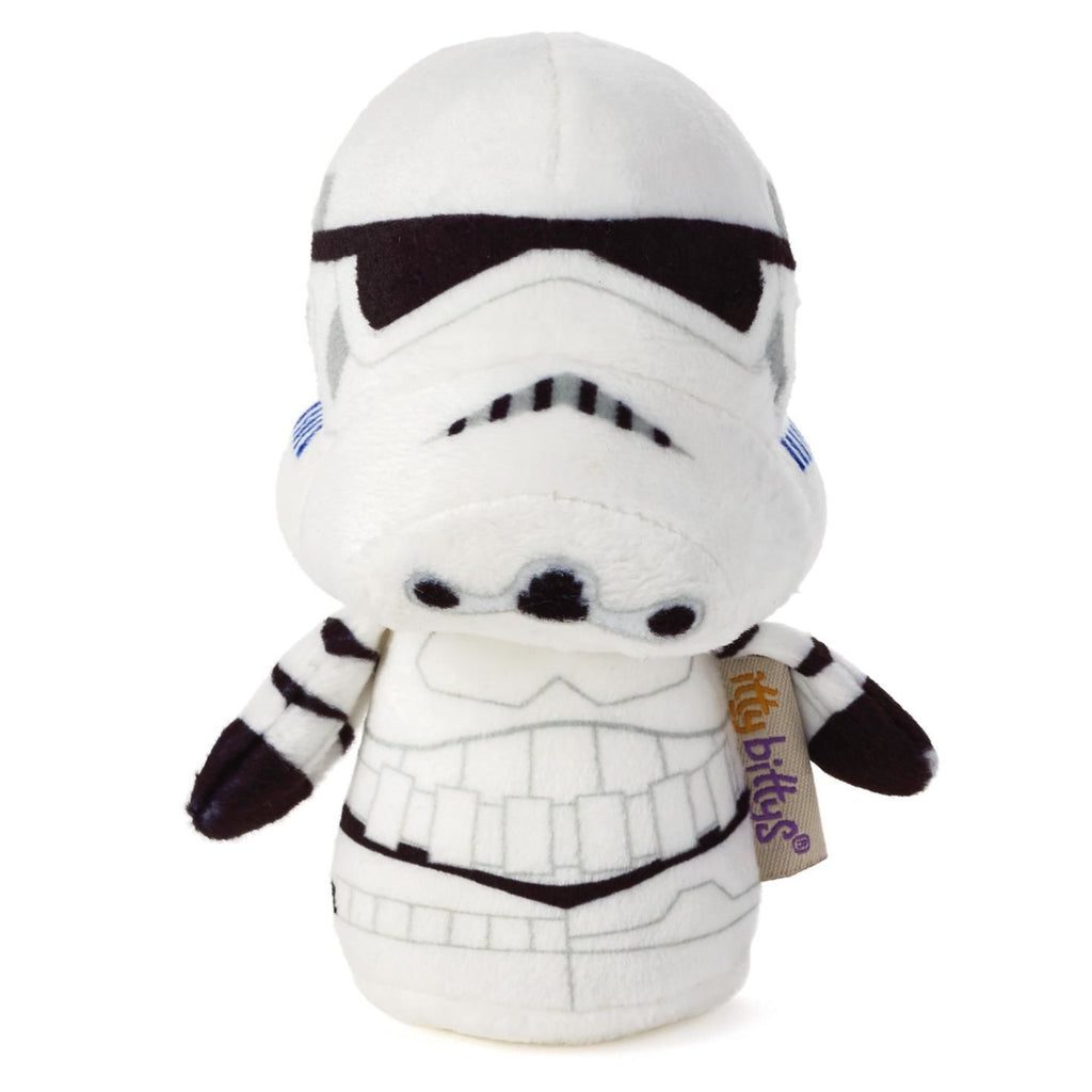 Hallmark Star Wars Storm Trooper Itty Bitty Soft Toy 11cm