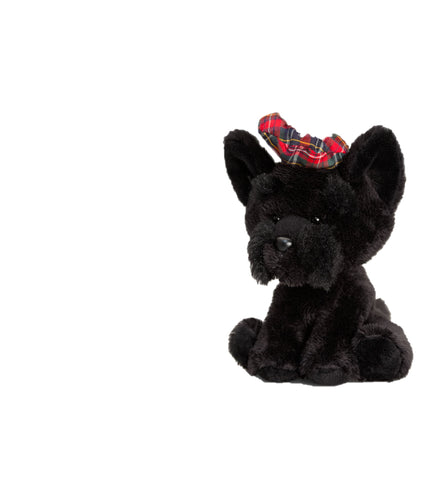 Keel Toys Hamish Black Scottie Dog 20cm