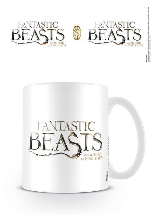 Fantastic Beasts Logo Ceramic Mug