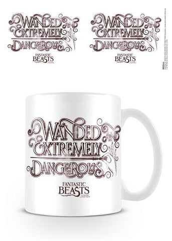 Fantastic Beasts Wanded Ceramic Mug