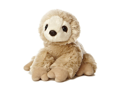 Aurora World 8-inch Mini Flopsie Sloth
