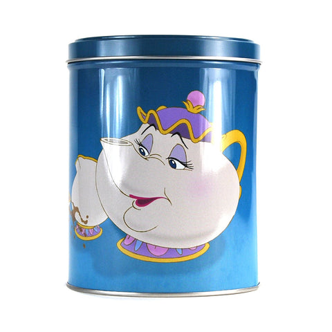 Disney Beauty & The Beast Mrs Potts Sugar Canister