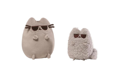 Pusheen Sunglasses Collectable Set of Pusheen and Stormy
