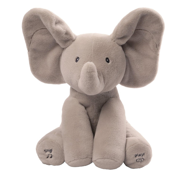 GUND Baby Flappy The Elephant Plush Toy 30cm