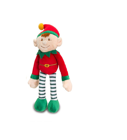 Keel toys Dangle Elf Red 25cm