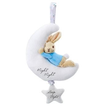 Night Night Peter Rabbit Musical Toy By Rainbow Designs