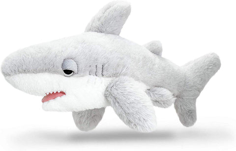 Keel Toys GREAT WHITE SHARK Soft Toy  SW0763