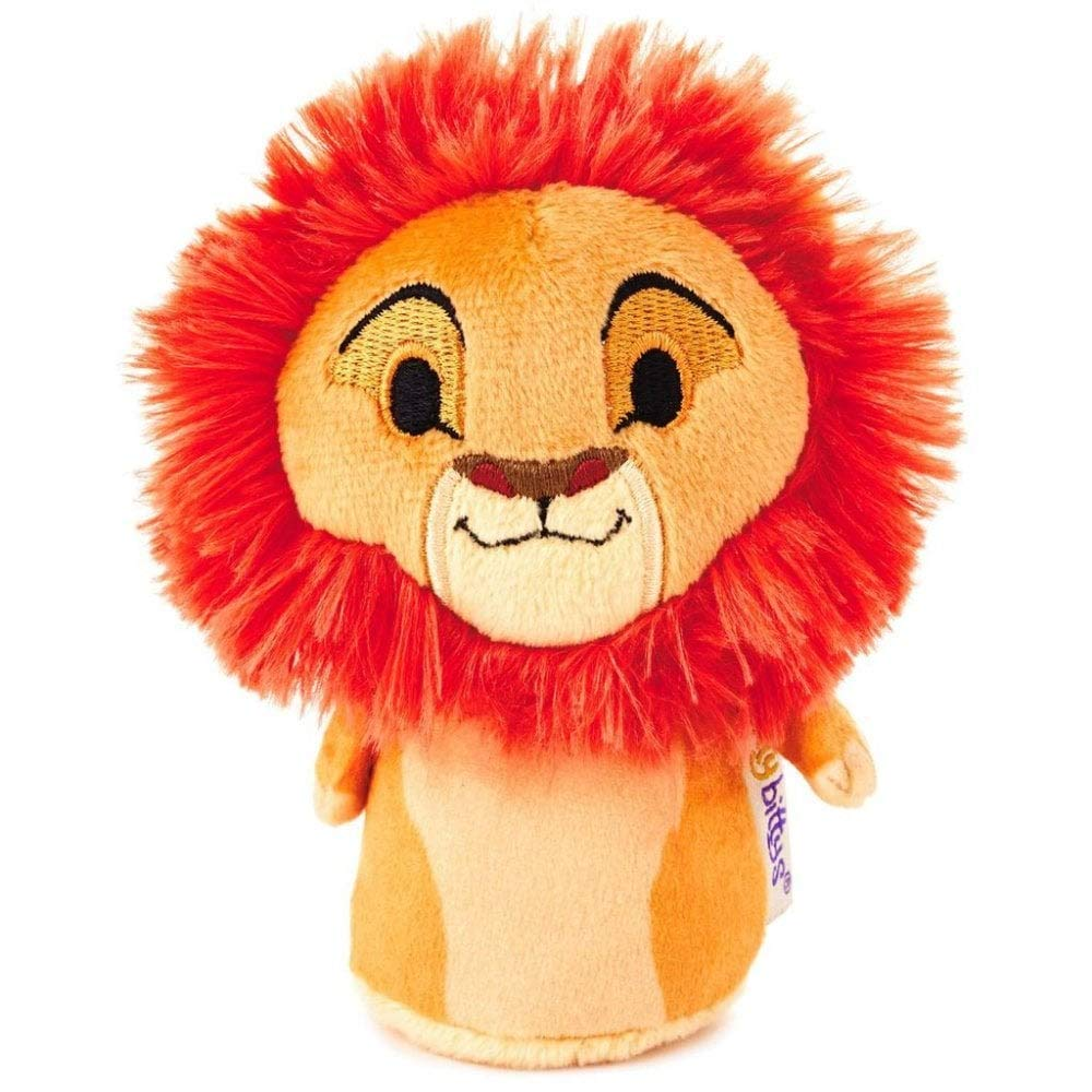 Disney The Lion King Itty Bitty Mufasa 11cm