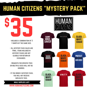 Human Citizens Mystery Pack