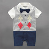 Gentleman Infant Pajamas