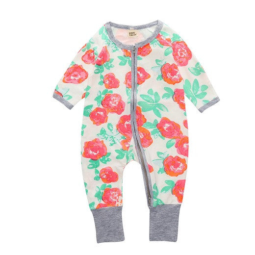 Spring Flowers Pajamas