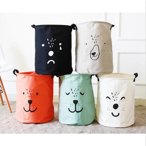 Cartoon Lovely Storage Baskets