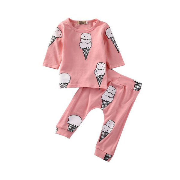 Ice Cream Pajamas