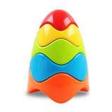 Playtime Activity Stacking Rainbow Toy