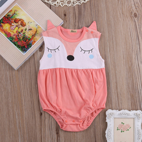 Cute Fox Bodysuit