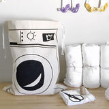 Fun Laundry Storage