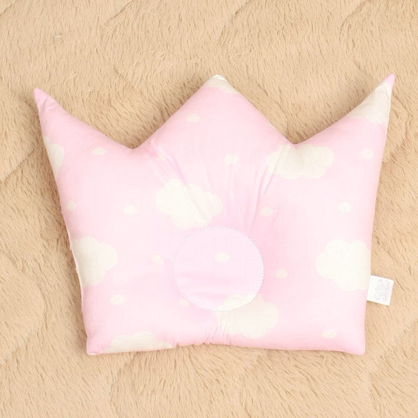 Baby Room Cute Crown Pillow