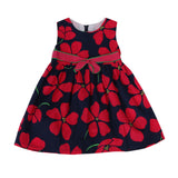 Flower Bowknot  Dress