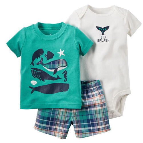 Big Splash 3 Pcs Summer Set