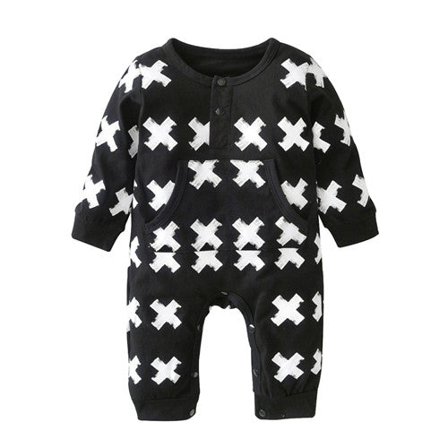 Pattern Toddler Romper