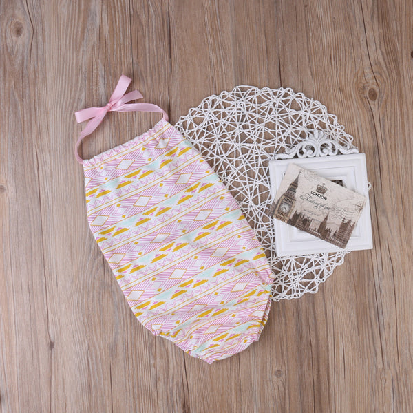 Little Pink Sunsuit
