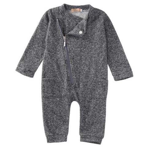Shades Of Gray Romper