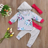 Michelle 3 Pcs Hooded Outfit