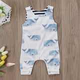 Whales Romper