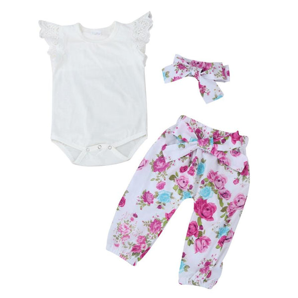 Lovely Leah 3 Pcs Outfit