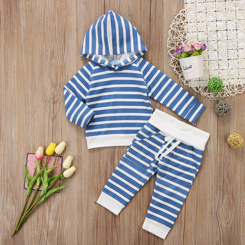 Noah Striped Outfit