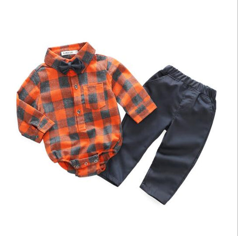 Little Man  2 Pcs Outfit
