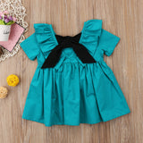 Totally Turquoise Dress