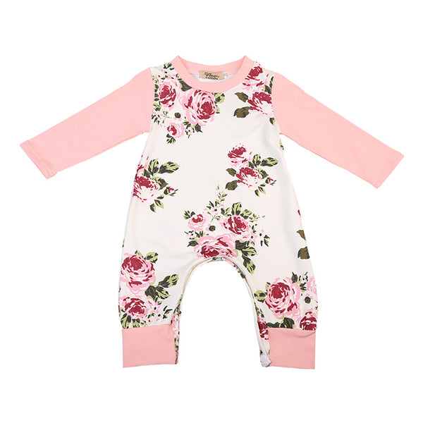 Emily's Flowers Jumpsuit