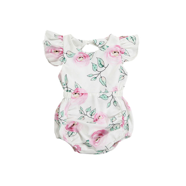 Isabella Flowers Jumpsuit