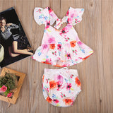 Floral Sunny Outfit