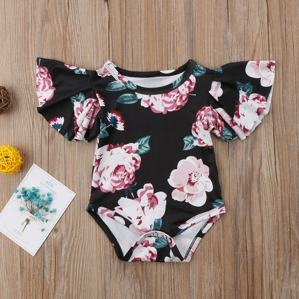 Lucy Floral Romper