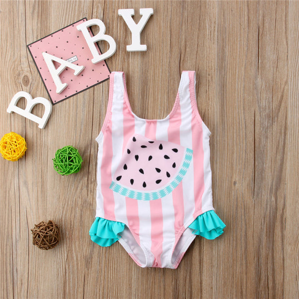 Watermelon  Swimwear
