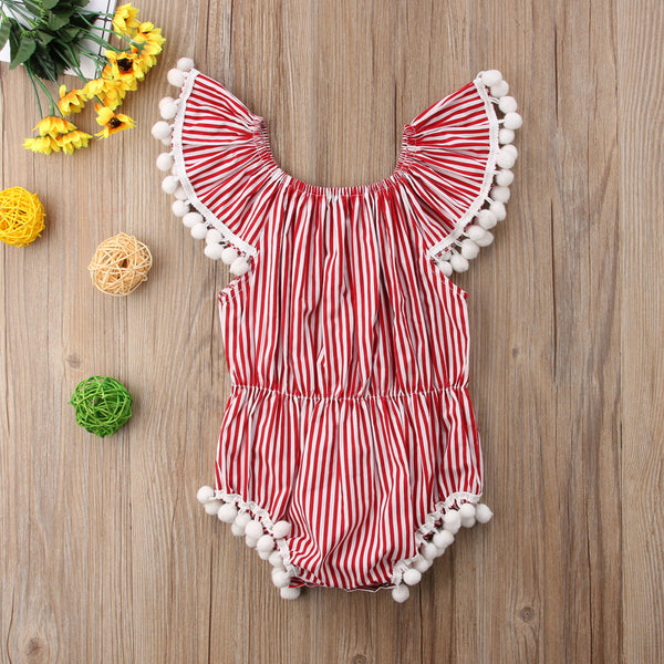 Stripes Summer Romper