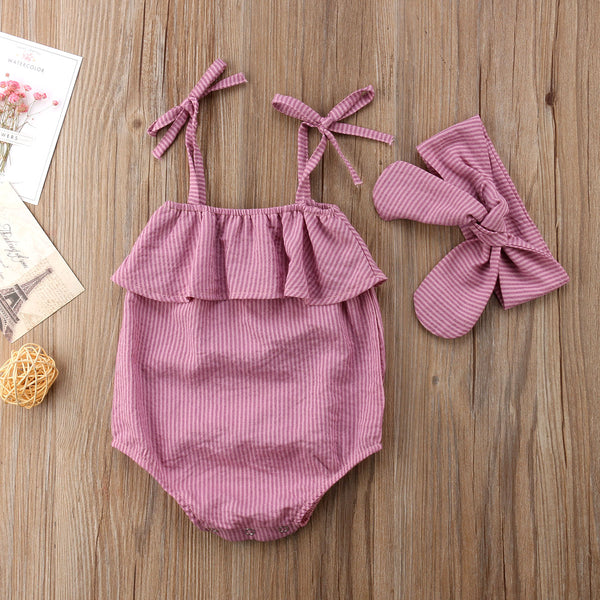 Natalia Romper And Headband