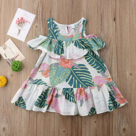 Sheina Tropical Dress