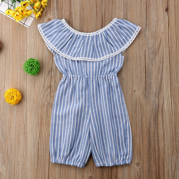 Annie Off Shoulder Romper