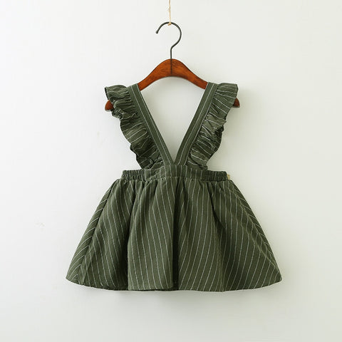 Pin Striped Sylvia Sundress