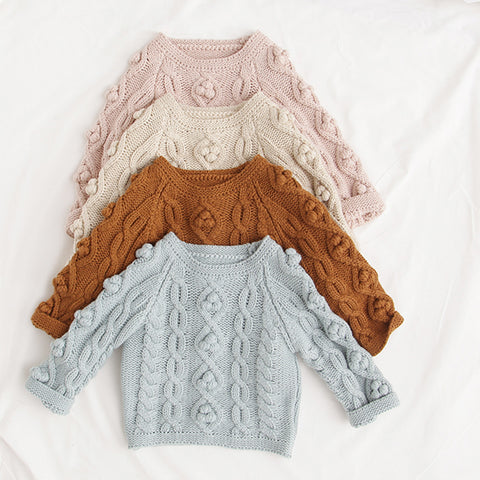 Knitted Pattern Sweater