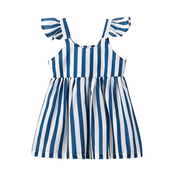 Deborah Striped Dress