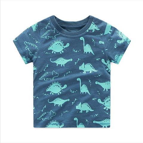 Toddler Dinosaur Top