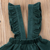 Green Fairy Sleeveless Sundress