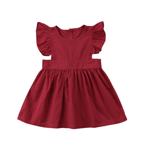 Little Miss Ruby Sundress